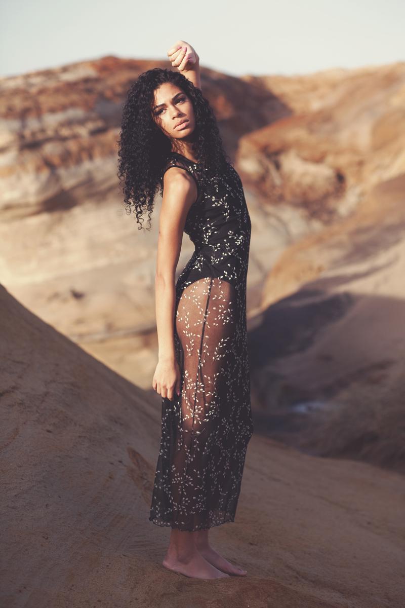 Female model photo shoot of Andromeda Ursa by Rudy Joggerst