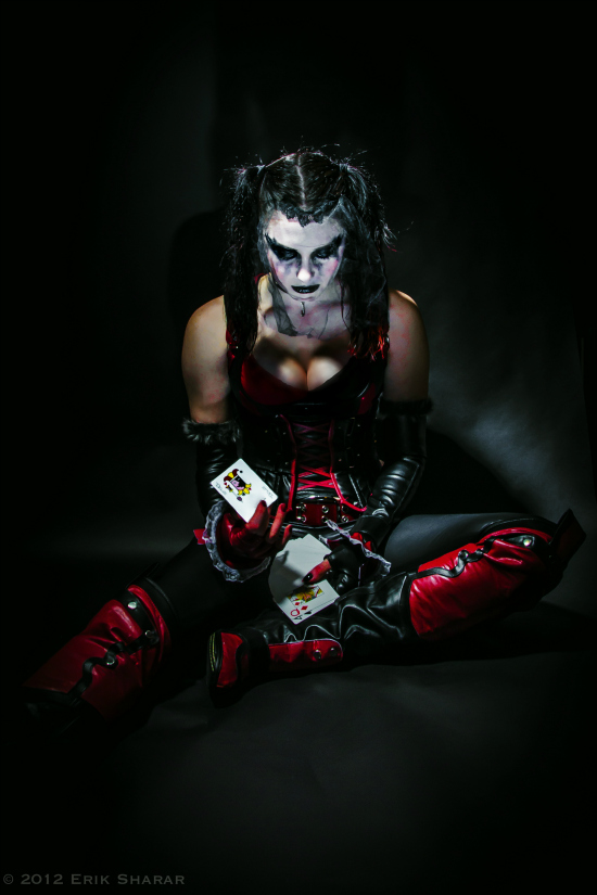 Dec 04, 2012 Copyright Erik Sharar Photography 2012. Do not crop or alter in any way. Harley Quinn