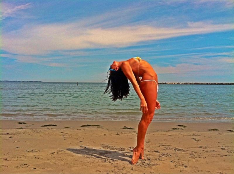 Female model photo shoot of melissa cellurale in Boston, MA