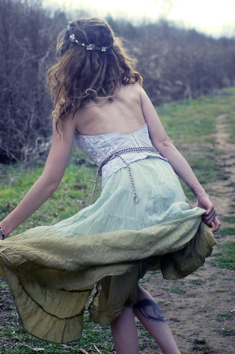 Female model photo shoot of Mary Mage