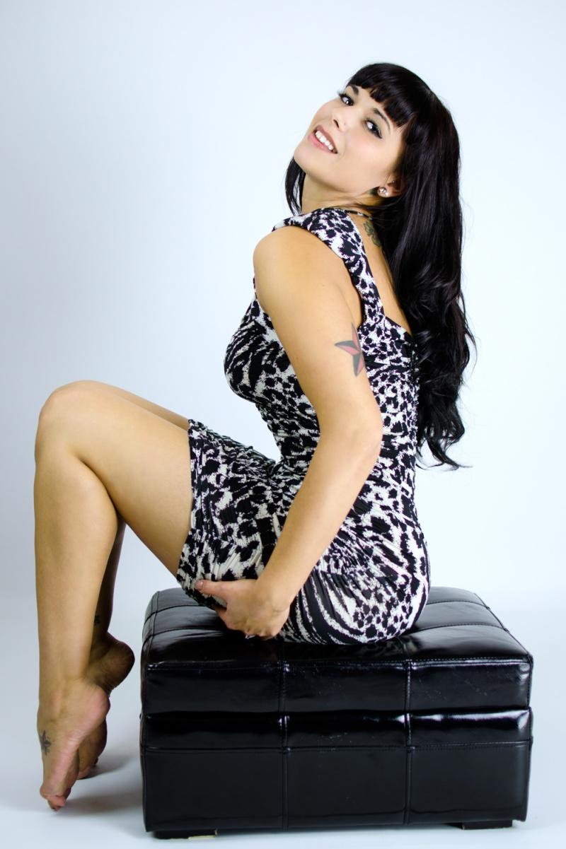 Maila Vixen, Model, Monroe, Washington, US