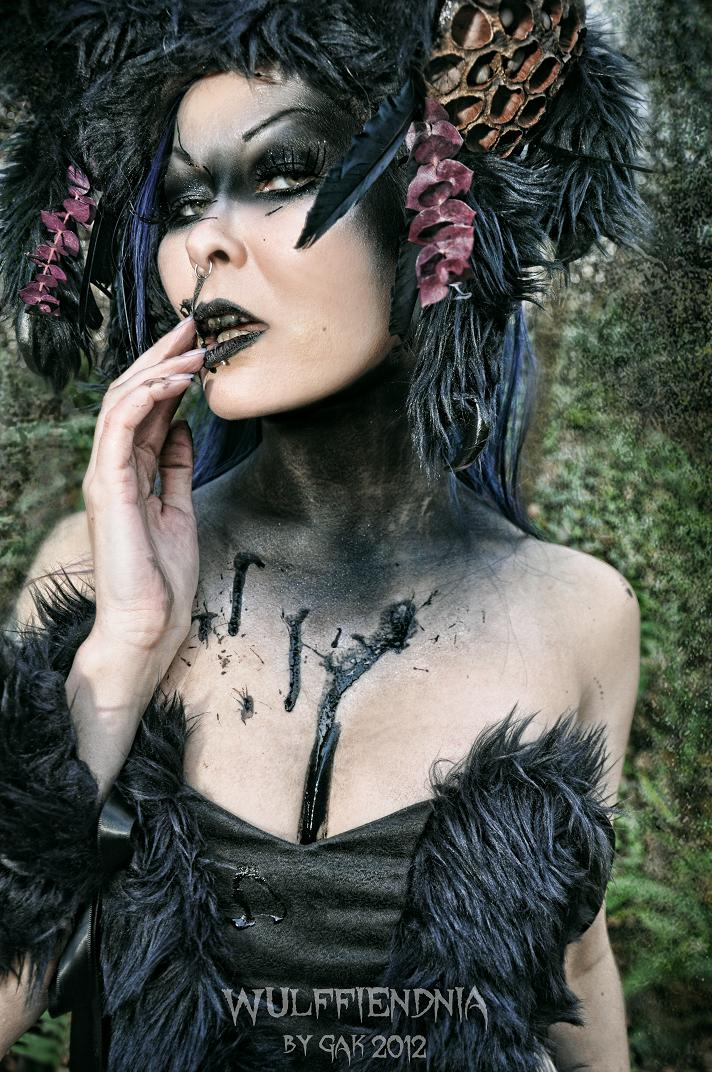 Female model photo shoot of gAk Studio in Seattle, Wa