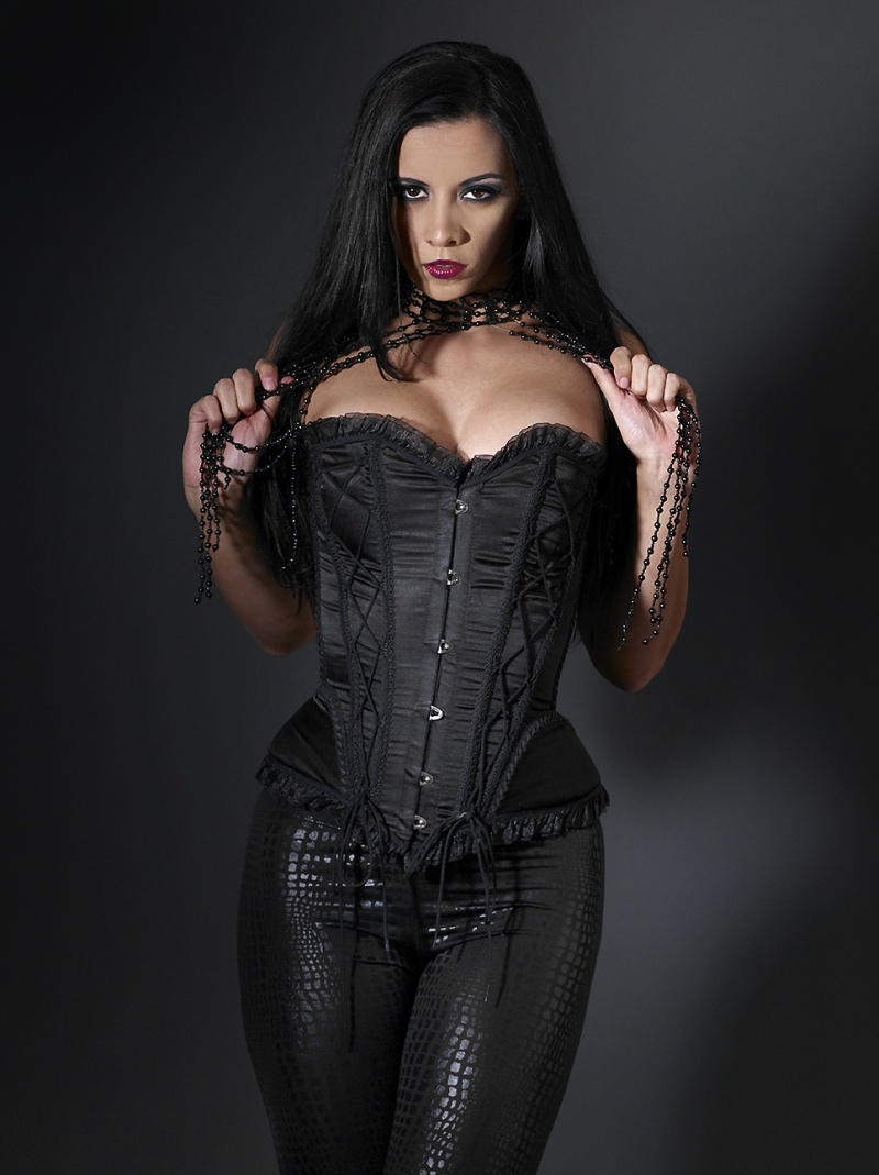mua/?.. hair by robin dorton/head candy Dec 07, 2012 gary mattie kerri taylor black corset