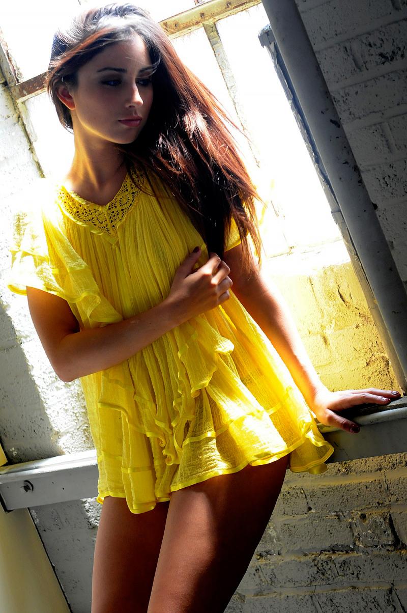 Female model photo shoot of Em Marin