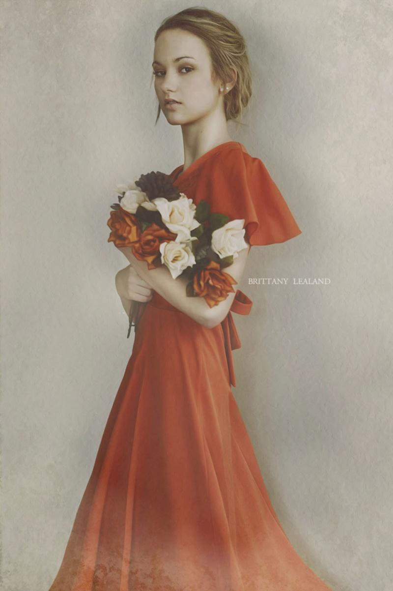 Female model photo shoot of Brittany Lealand
