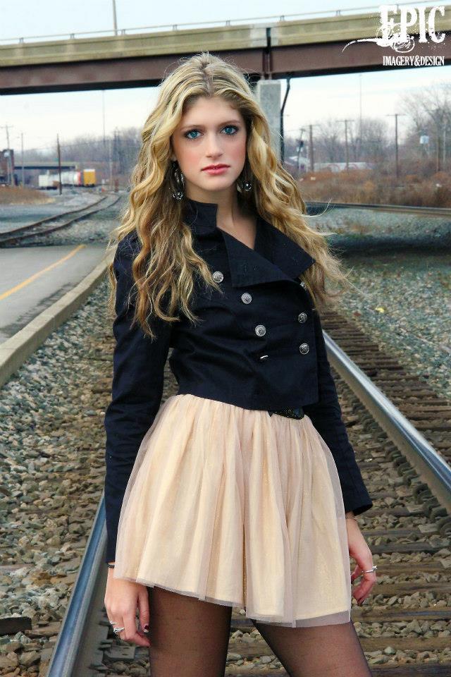 Female model photo shoot of Alyssa Finn by Epic Imagery cNY