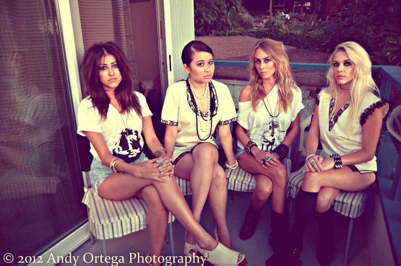 Female model photo shoot of PM Beauty in Laguna Beach, CA