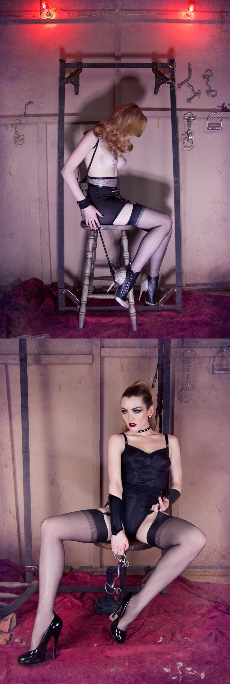 Dec 10, 2012 Miss Miranda for Fabulously Fetish