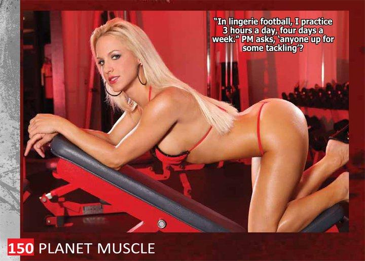 Dec 11, 2012 Planet Muscle Magazine