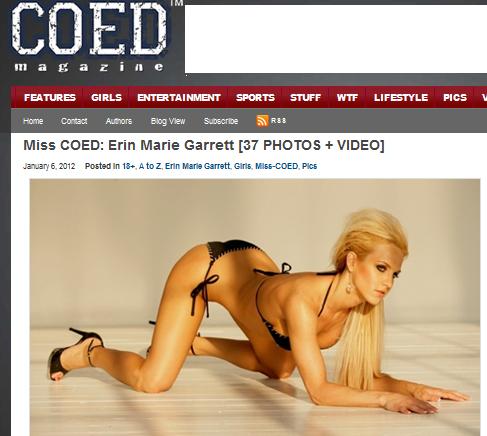 Dec 11, 2012 COED Magazine
