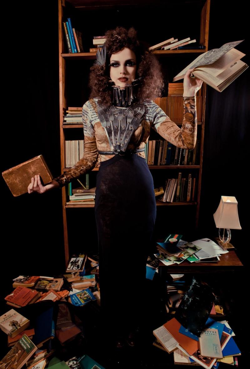 Female model photo shoot of Gabrielle-Milanese
