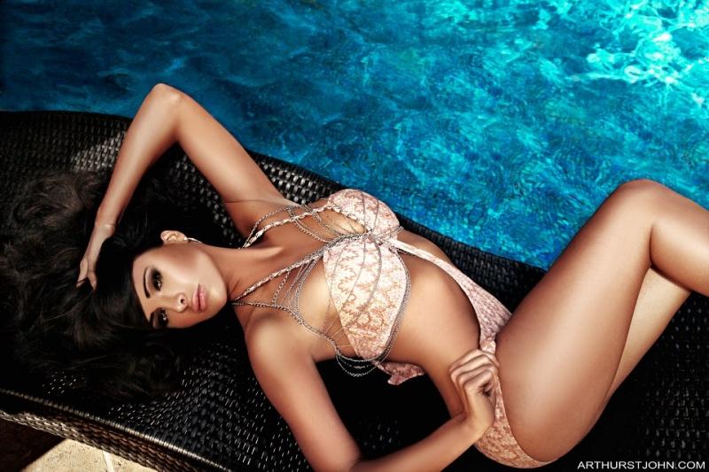 Female model photo shoot of Kourtney Compton