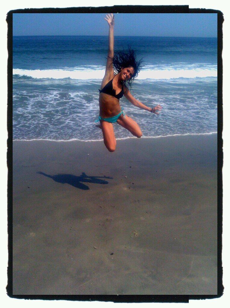 Female model photo shoot of Andriana Santiago in Jersey Shore