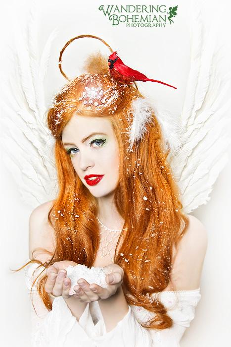 Dec 12, 2012 Ivy Darling / Wandering Bohemian 2012 model: Freddie Fae - Hair and Make up: Arwen Mimosa