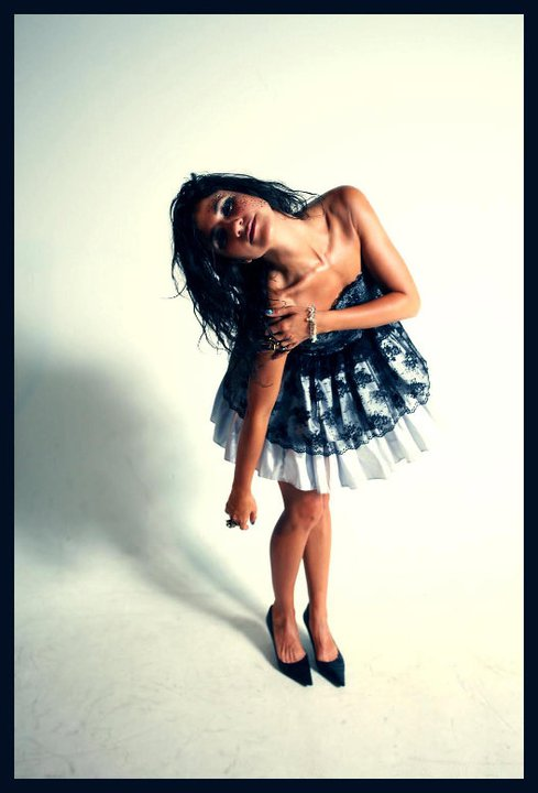 Female model photo shoot of Andriana Santiago in NYC