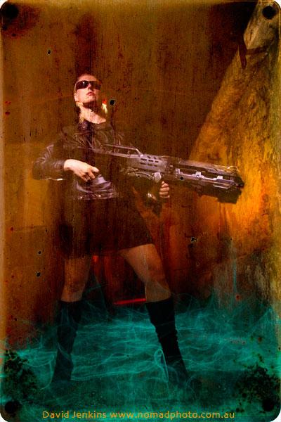 Location - Sydney Dec 13, 2012 David Jenkins Magda Dont Mess with da Hot Mumma