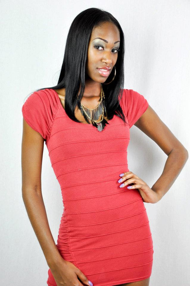 Female model photo shoot of Takerra Brown