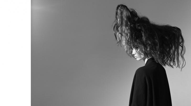 Milan Dec 14, 2012 Gautier Pellegrin dana for Nou magazine