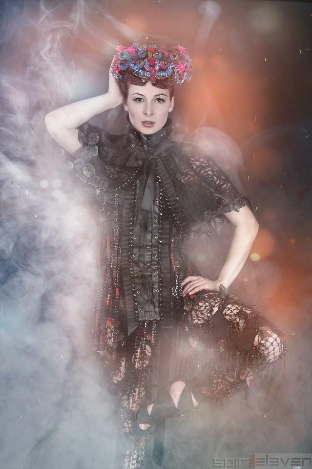 Female model photo shoot of Linda Bitterkalt in Dublin, Ireland