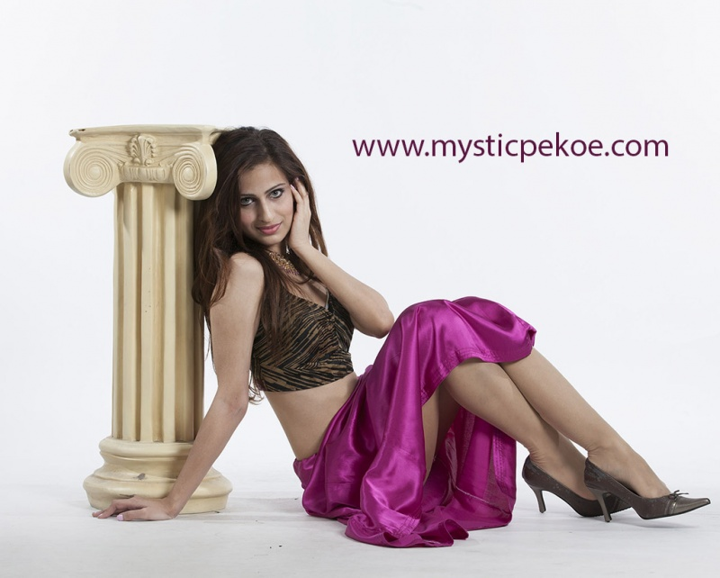 Male and Female model photo shoot of Paul Daishin and Sheena Gonsalves in Singapore