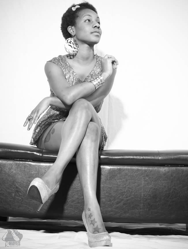 Female model photo shoot of camiB256