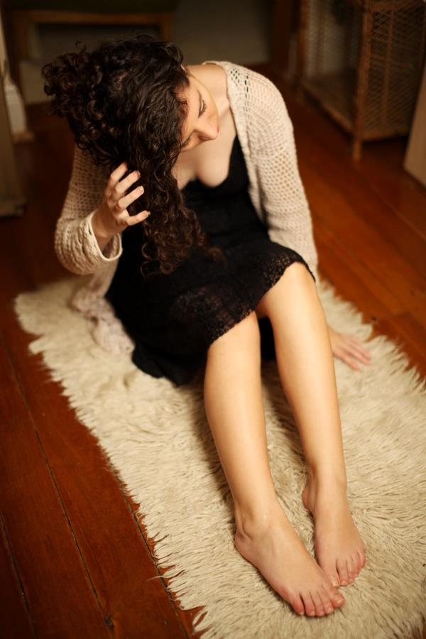 Female model photo shoot of Melinda Stone