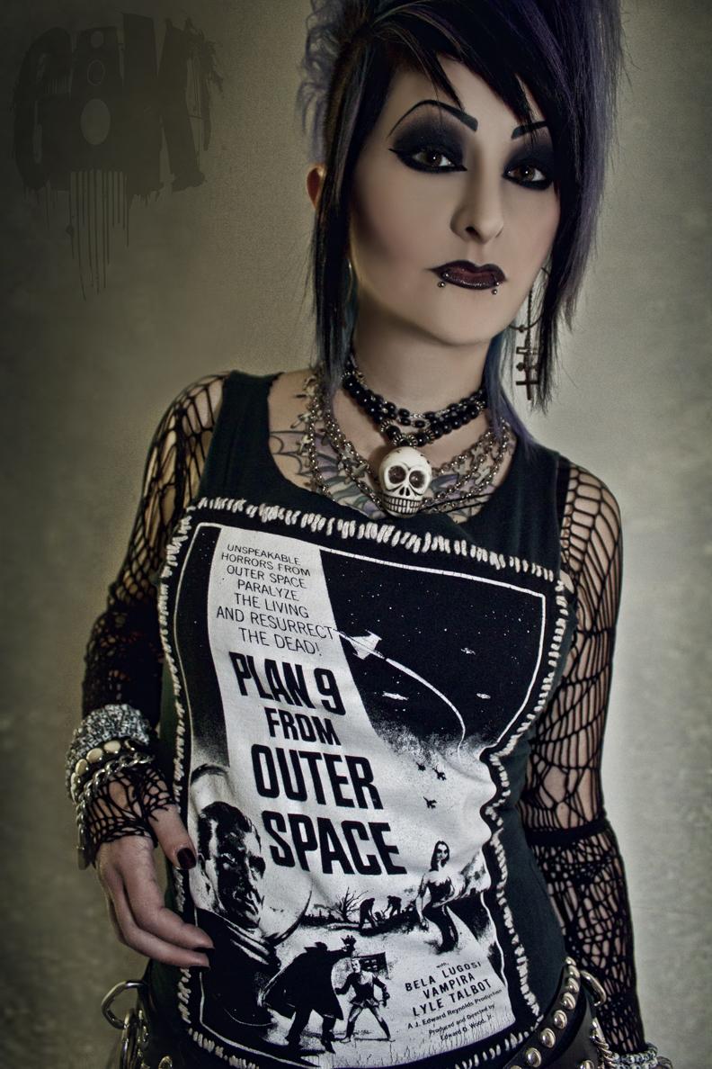 Female model photo shoot of gAk Studio in Detroit, MI