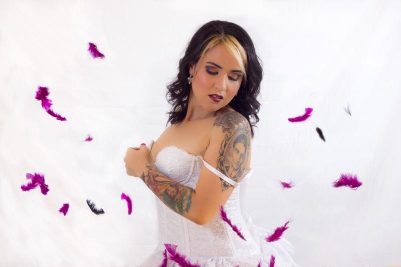 Female model photo shoot of Dani Mathews by Pixel JunkiE Effigy in San Antonio, TX