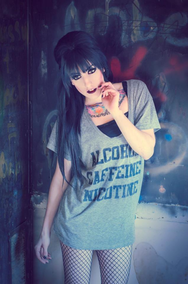 Female model photo shoot of Kayla Distasio by Nate Flickinger