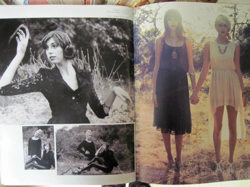 Dec 17, 2012 Trend Magazine UCSD with Kristina Winder