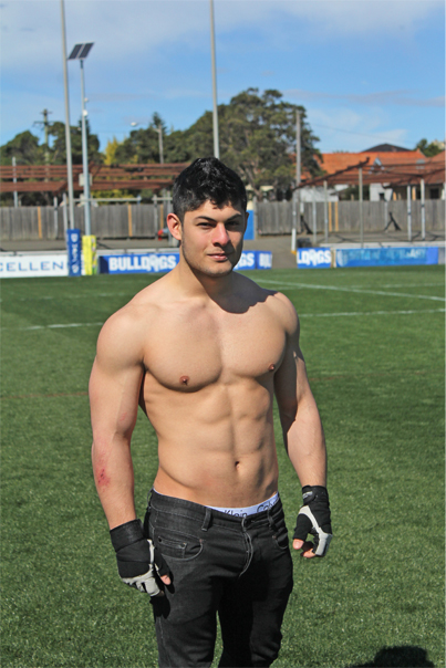 Picture About Male Sport Model Backtobelmore 20 Years Old from Sydney, New South Wales, Australia