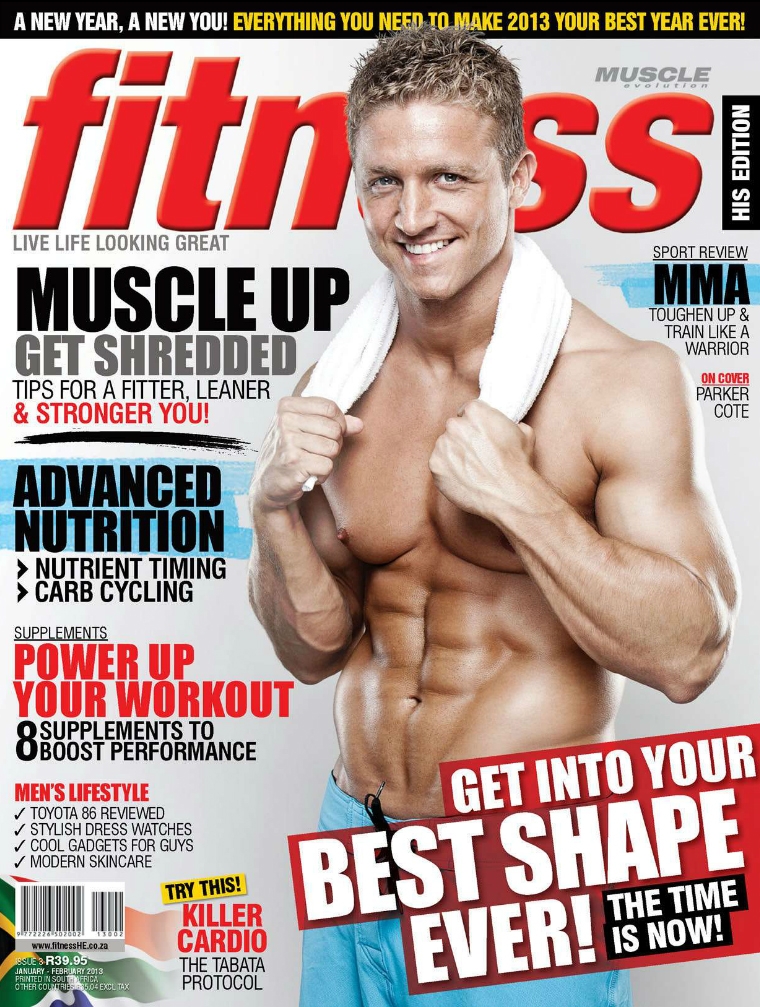 Dec 18, 2012 JP 2K12 Fitness Magazine - His Edition | January 2013