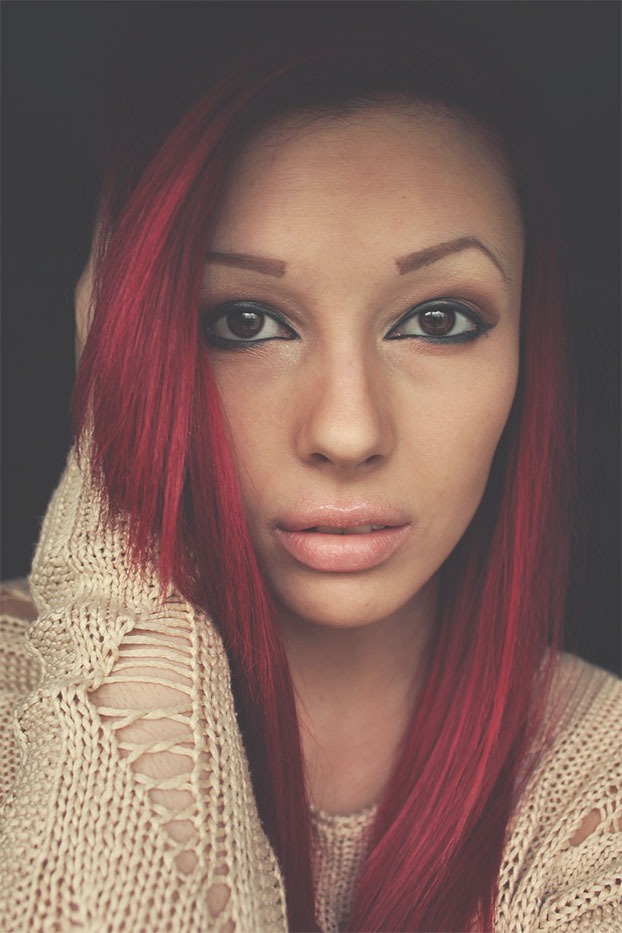 Taylor Leblancc Model Windsor Ontario Canada
