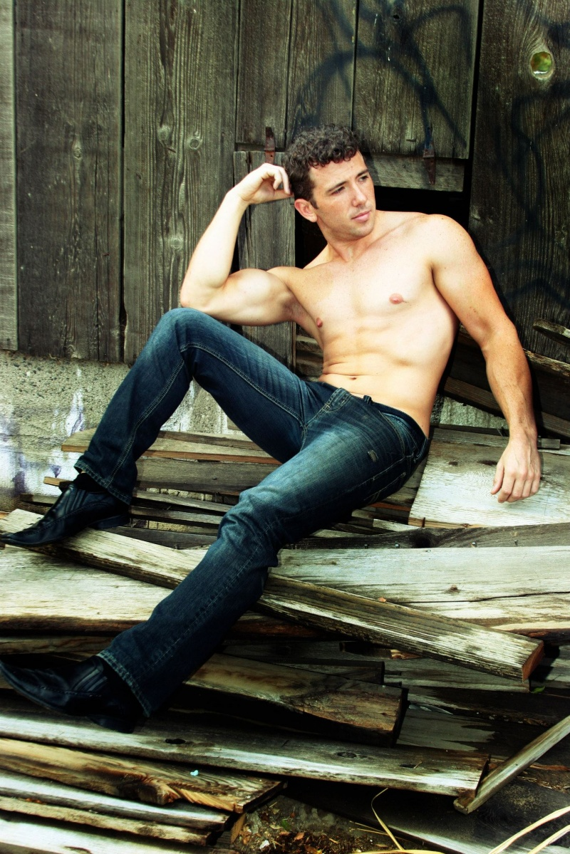 Picture About Male Model Adam HARRISON from Monterey, California, US