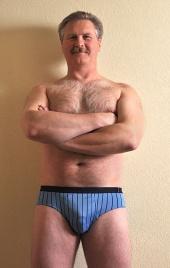 Hot male wet underwear