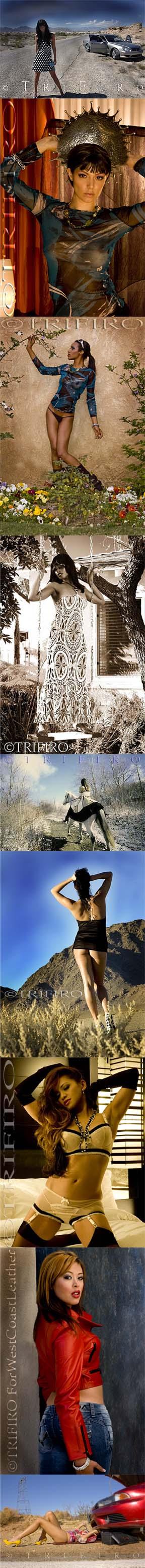 LA CA LV NV NY NY USA Dec 20, 2012 ©Trifiro2012 AllRightsReserved 9upStyle