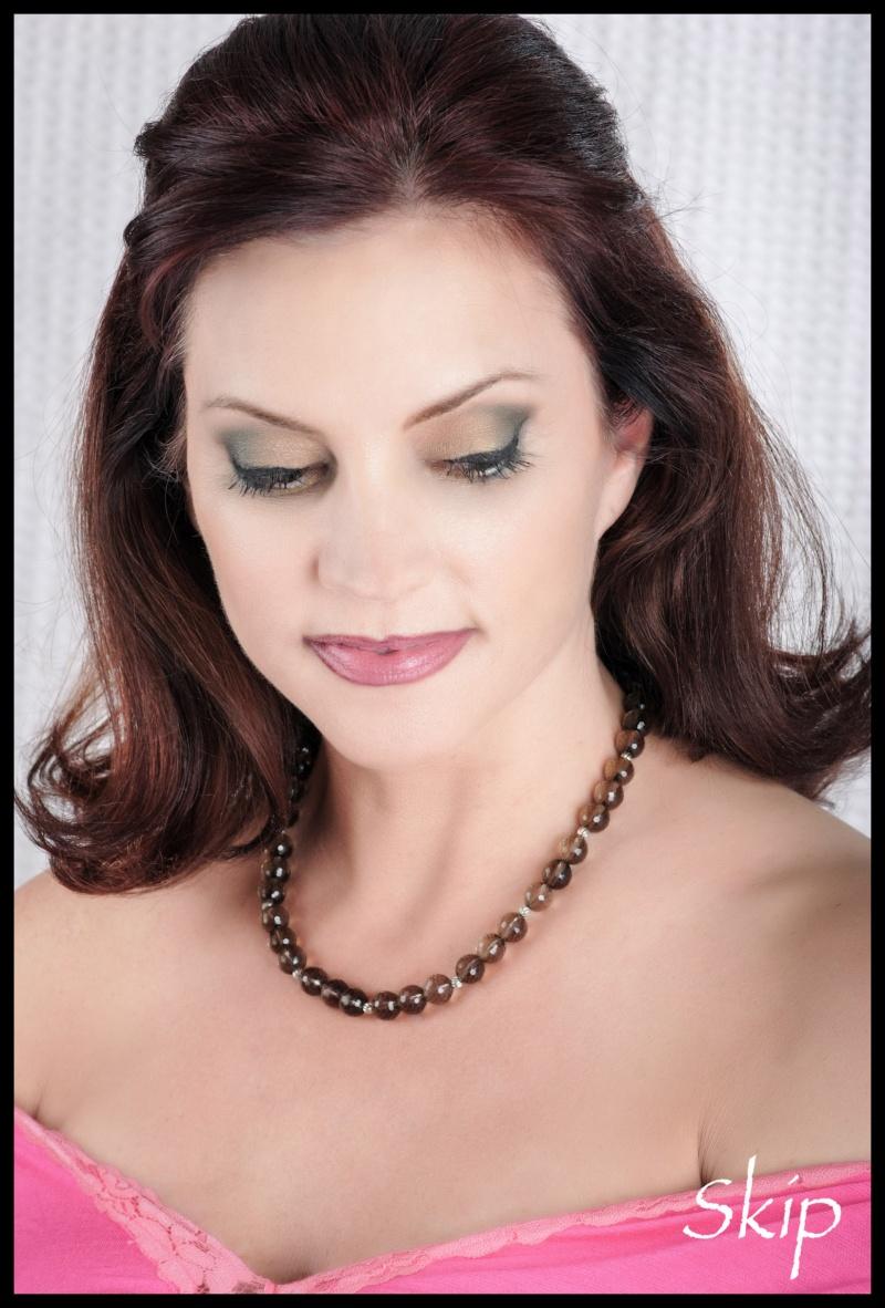 Female model photo shoot of Dianna Paris in Studio, Baltimore