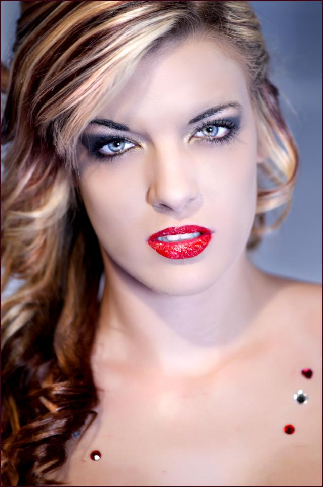 Female model photo shoot of kbby in R2 studios