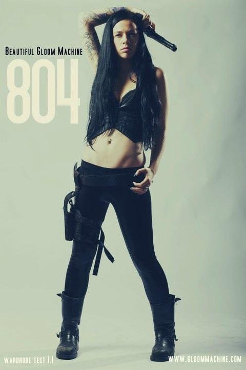 Female model photo shoot of Emily Rackham in Zap City