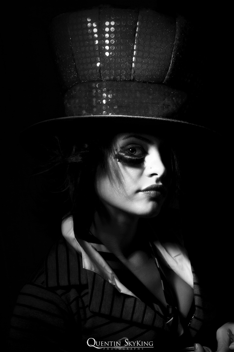 Dec 27, 2012 2012 Quentin Skyking Photography The Hatter