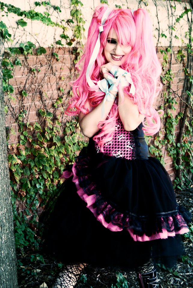 Grand Rapids Community College Dec 29, 2012 AMIS Photography Punk Princess shoot for Killer Bunnies
