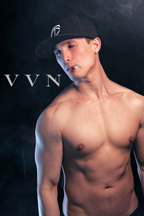Male model photo shoot of Vincent Val