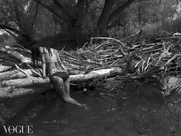 Bear Creek, lakewood, CO Jan 01, 2013 © Lord and Quinn Photography Muddy Mess Series