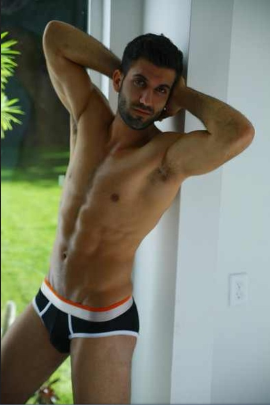 Jan 03, 2013 Adrian Bartol Underwear shoot