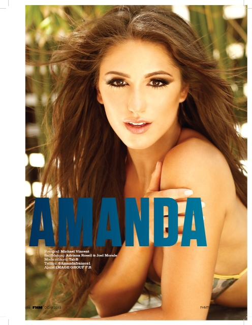 Jan 03, 2013 FHM Magazine Turkey