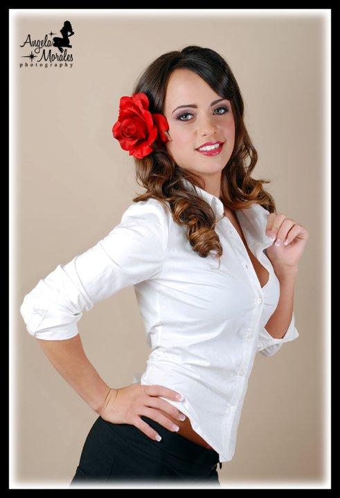 Female model photo shoot of Adela Curtusan