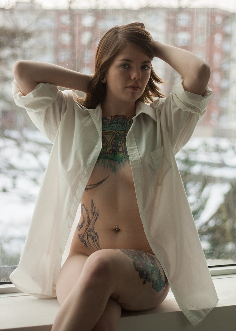 Artistic nude models wanted halifax