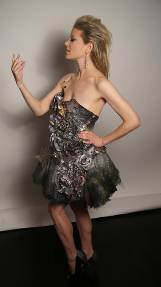 Female model photo shoot of Pamela Stein