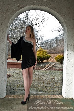 Female model photo shoot of Meagan Lea