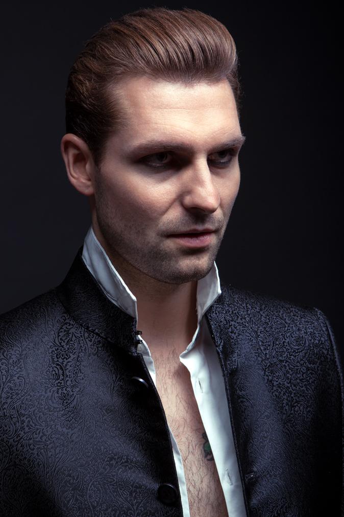 Male model photo shoot of RonaldPhotoRetouching